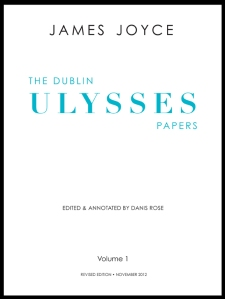 Dublin Ulysses Papers 2nd Ed